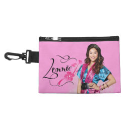 Clip On Accessory Bag with Descendants Lonnie Portrait design