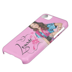 Case-Mate Barely There iPhone 5C Case with Descendants Lonnie Portrait design