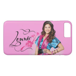 Case-Mate Tough iPhone 7 Plus Case with Descendants Lonnie Portrait design
