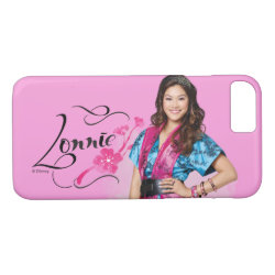 Case-Mate Barely There iPhone 7 Case with Descendants Lonnie Portrait design