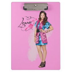 Clipboard with Descendants Lonnie Portrait design