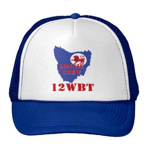 Lonnie Crew 12wbt Cap Trucker Hat
