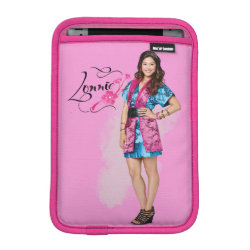 iPad Mini Sleeve with Descendants Lonnie Portrait design