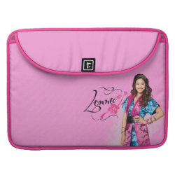 Macbook Pro 15' Flap Sleeve with Descendants Lonnie Portrait design