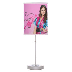 Table Lamp with Descendants Lonnie Portrait design