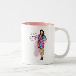 Lonnie Two-Tone Coffee Mug