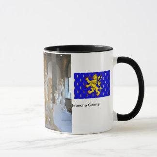 Lons le Saunier; Museum exhibits Mug