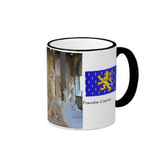 Lons le Saunier; Museum exhibits Coffee Mugs