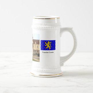 Lons le Saunier; Old Hospital Mug