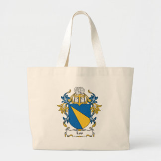 Loo Family Crest Canvas Bags