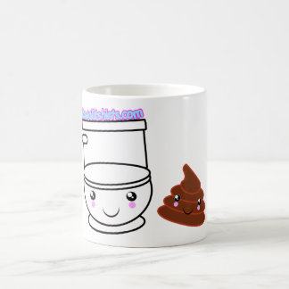 Loo & Poo Kawaii friends t-shirts & more Coffee Mug