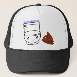 Loo & Poo Kawaii friends t-shirts & more Trucker Hat