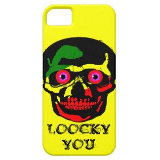 LOOCKY AFRO iPhone SE/5/5s CASE