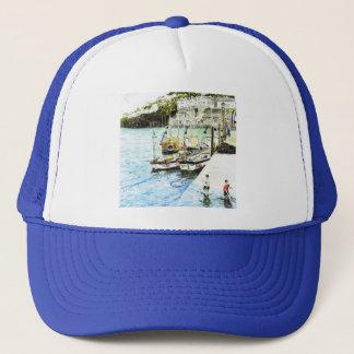 'Looe Harbour' Hat
