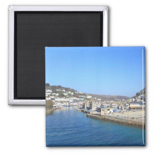 Looe in Cornwall Magnet