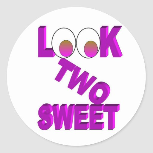 Look2Sweet Stickers
