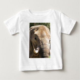 Look An Elephant In The Face Baby T-Shirt