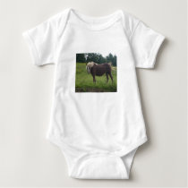 Look At Me Horse-Childs Baby Bodysuit