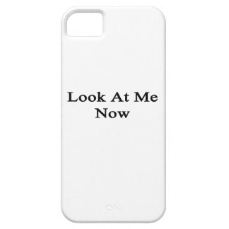 Look At Me Now iPhone 5 Cases