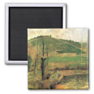 Look at the Sainte-Marguerite - Paul Gauguin Magnet