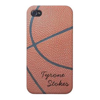 look_AutographStyle de la textura de Spirit_Basket iPhone 4/4S Carcasa