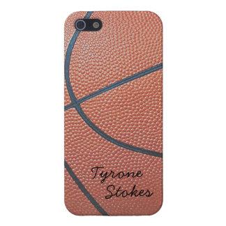 look_AutographStyle de la textura de Spirit_Basket iPhone 5 Carcasa