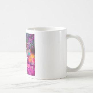 Look carefully and enjoy coffee mug
