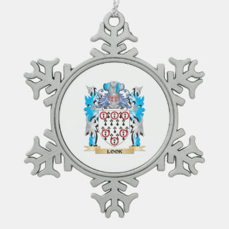 Look Coat of Arms - Family Crest Ornament