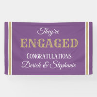 Look!! CUSTOM engagement banner