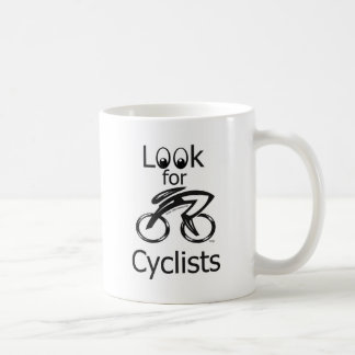 Look for cyclists mugs