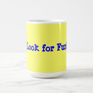 Look for Fun mug