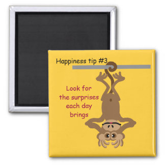 look for surprises 2 inch square magnet