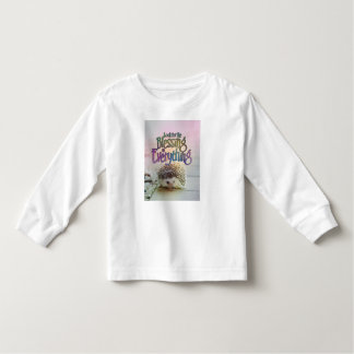 Look For The Blessing Hedgehog Motivational Quote Shirt
