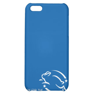 Look for the Leaping Bunny Case For iPhone 5C