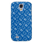 Look for the Leaping Bunny Galaxy S4 Cover
