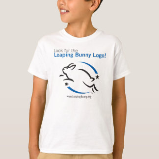 Look for the Leaping Bunny Logo T-Shirt