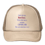 Look For The Union Label Trucker Hat