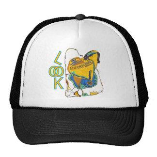 LOOK MESH HAT