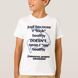 """Look"" healthy/Muscle...RA T-Shirt"