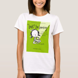 Look! I'm  Learning Apparel T-Shirt