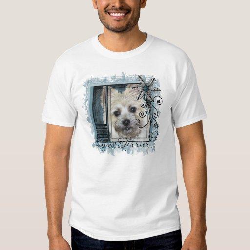 Look in Her Eyes - Cairn Terrier Shirt