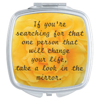Look In The Mirror Statement