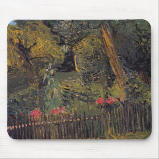 Look in the Park by Richard Gerstl Mouse Pad