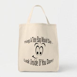 Look Inside Tote Bag