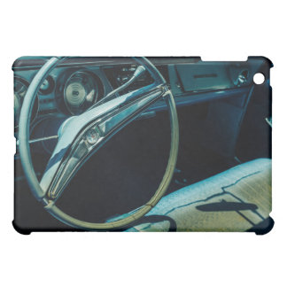 Look into a vintage car cover for the iPad mini