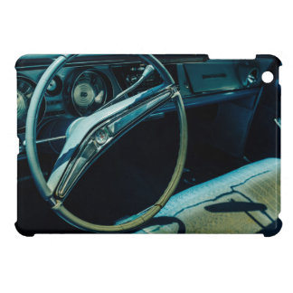Look into a vintage car iPad mini covers