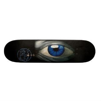 Look into my eye skateboard deck