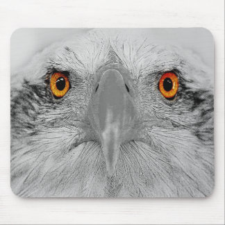 Look into my eyes mouse pad