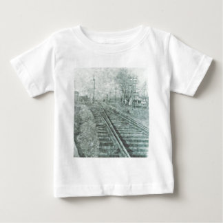 Look Into the Past Baby T-Shirt