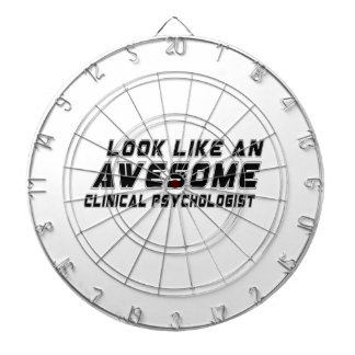 Look Like An Awesome Clinical psychologist Dart Boards